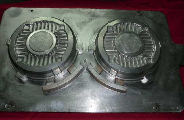 广州铸造模具